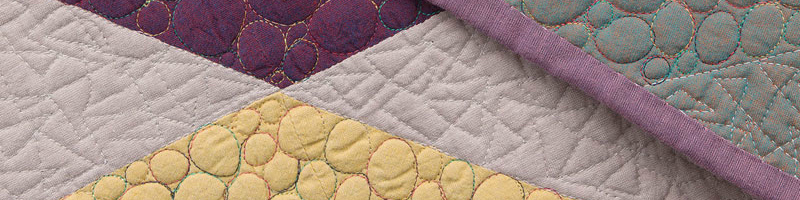 10 tips on domestic machine quilting from The Quilting Company!