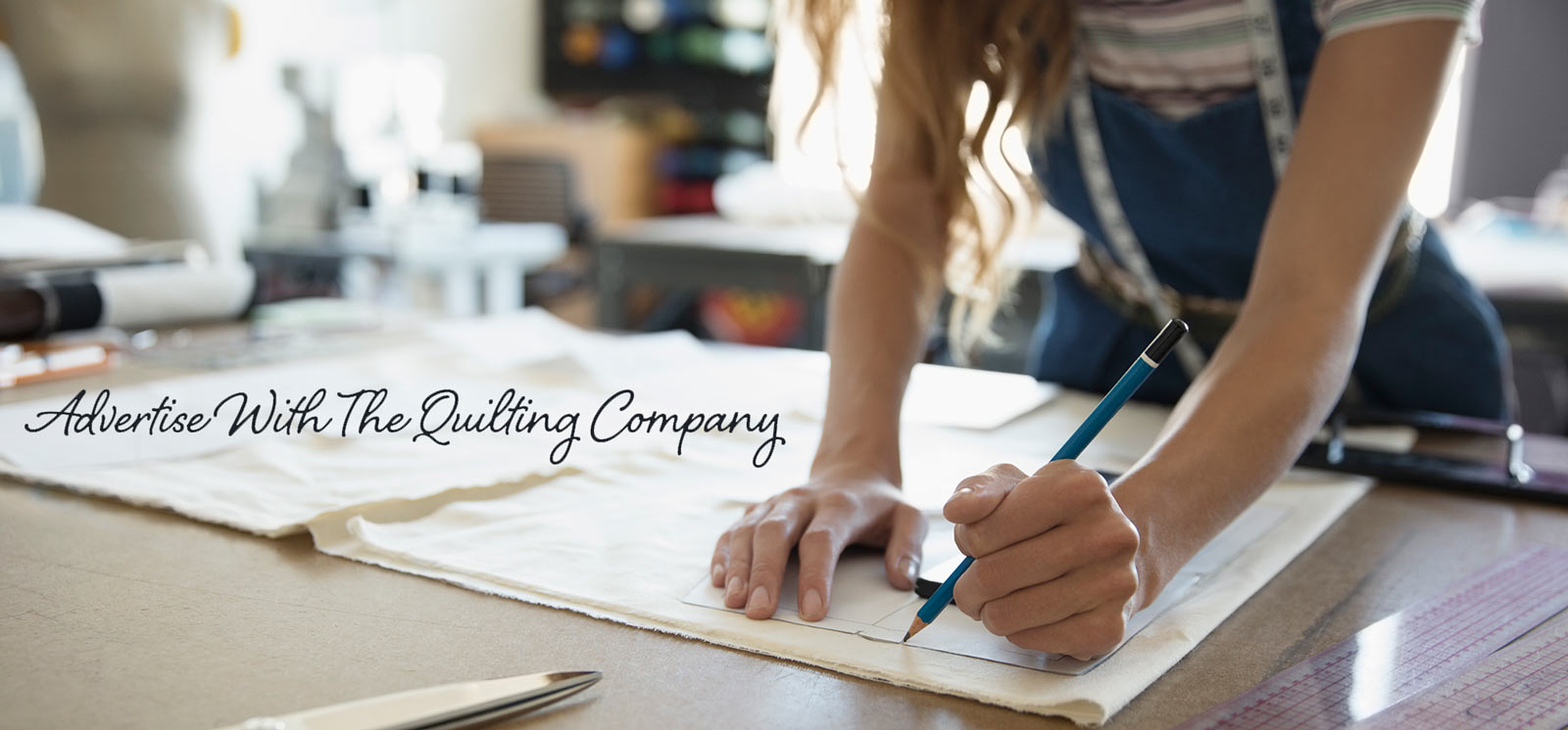 Advertise with The Quilting Company
