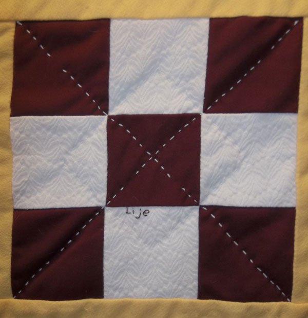 003 My Polyester Double Knit Quilt