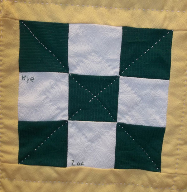 004 My Polyester Double Knit Quilt