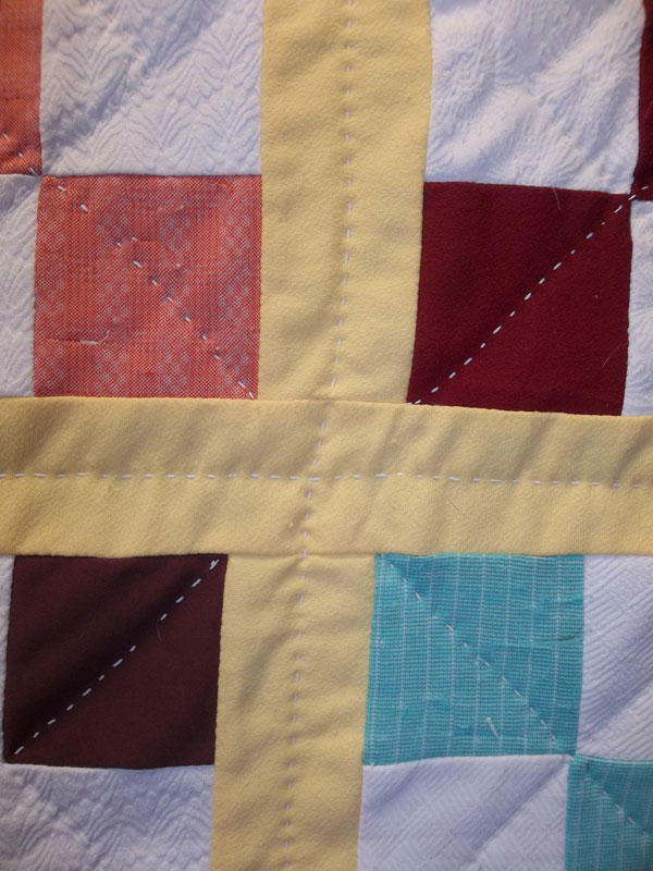 007 My Polyester Double Knit Quilt