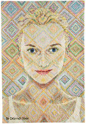 5 Steps to Better Portrait Art Quilts - Quilting Daily - The ... : quilt art magazine - Adamdwight.com