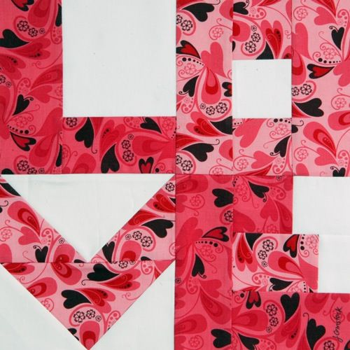 14 Valentine Quilt Patterns & Project Ideas - The Quilting Company : valentine quilt patterns - Adamdwight.com