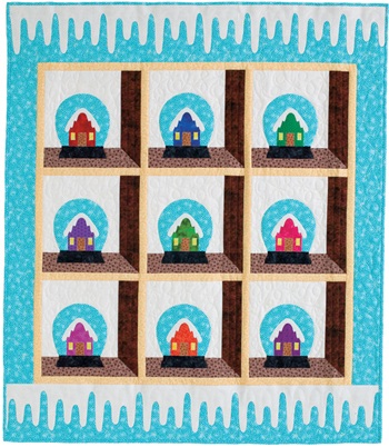 12905 pattern img Recent Holiday Quilts: Countdown Continues, Day 5