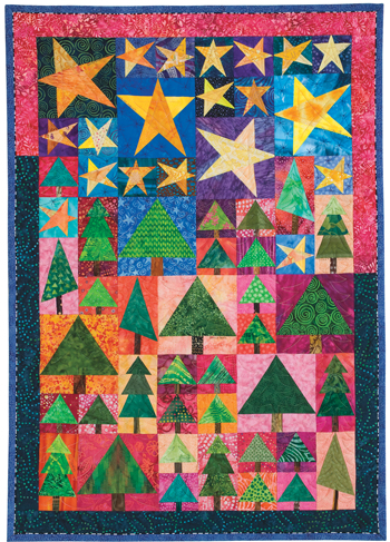 12914 pattern img Recent Holiday Quilts: Countdown Continues, Day 5