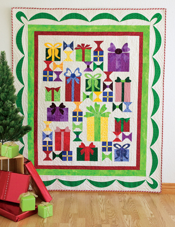 13766 pattern img Recent Holiday Quilts: Countdown Continues, Day 5