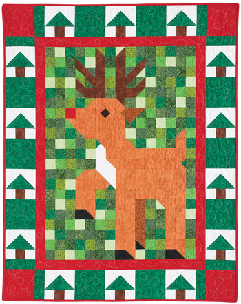 14152 pattern img Recent Holiday Quilts: Countdown Continues, Day 5