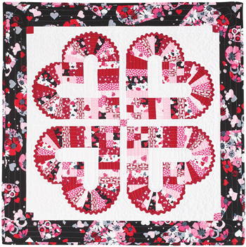 14 Valentine Quilt Patterns & Project Ideas - The Quilting Company