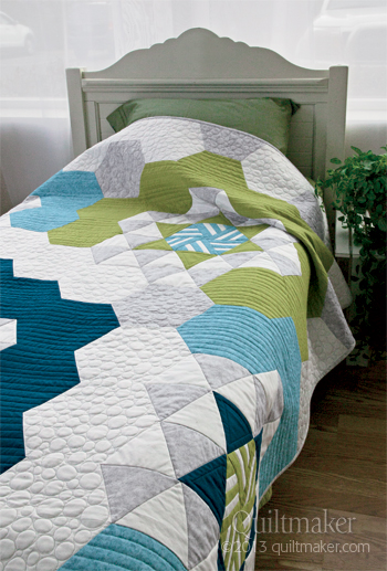 15095 pattern img A Few of Our Favorite (Quiltmaker) Things in 2013