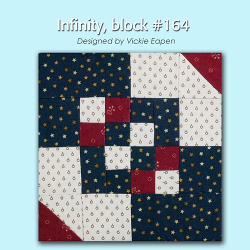 164 1 100 Blocks Sampler Sew Along   Block 30 + Giveaway