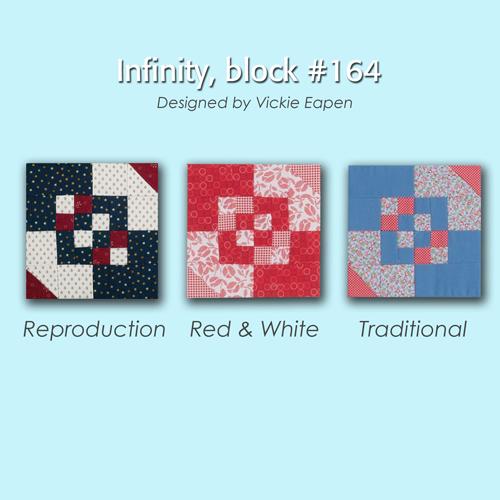 164 4 100 Blocks Sampler Sew Along   Block 30 + Giveaway