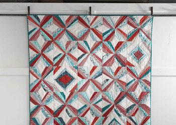 Making Modern Quilts: 4 Free Modern Quilt Patterns - The Quilting ... : quilting patterns modern - Adamdwight.com