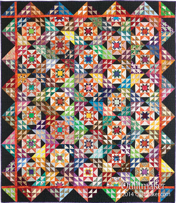 25623 pattern img Quilt Exchanges: Types, Tips and More