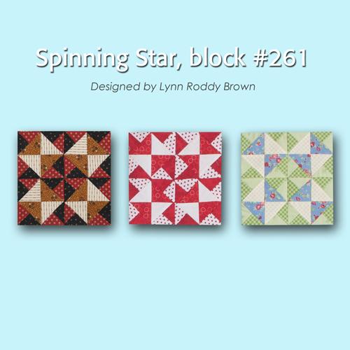 261 3 100 Blocks Sampler Sew Along   Block 1