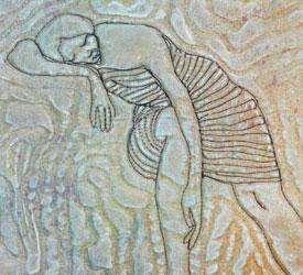 Thread Sketching Tutorial: Sketchbook Quilts