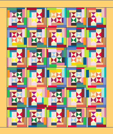 6 Free Scrappy Quilt Blocks From Quiltmaker The Quilting Company