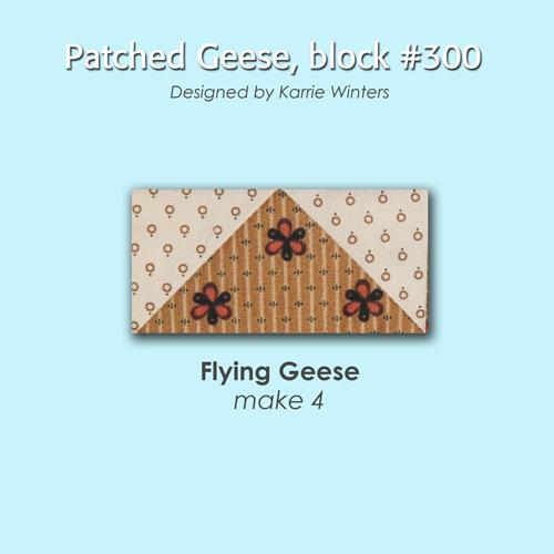 300 2 100 Blocks Sampler Sew Along   Block 39
