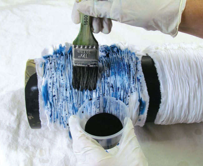 Shibori The Art Of Resist Painting The Quilting Company