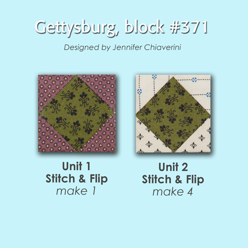 371 2 100 Blocks Sampler Sew Along   Block 29