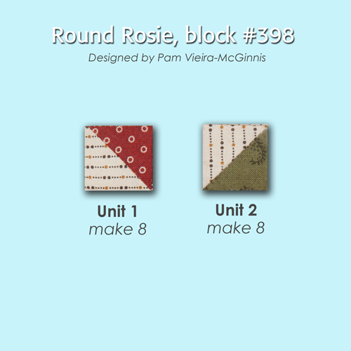 398 2 100 Blocks Sampler Sew Along   Block 43