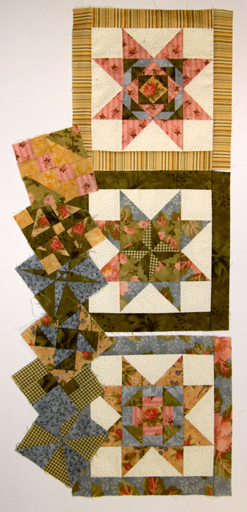 4 squares Quilt Exchanges: Types, Tips and More