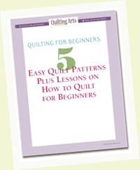 New Free eBook on Quilting for Beginners - Quilting Daily - The ... : quilting for dummies free ebook - Adamdwight.com