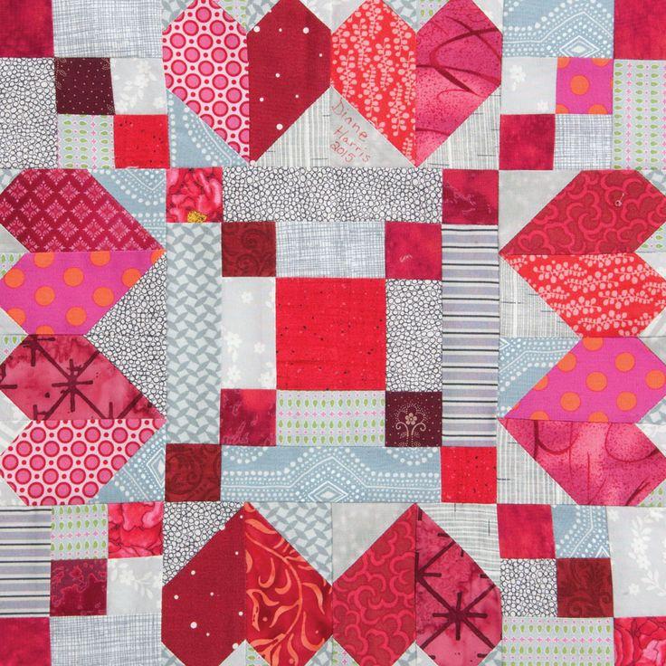 4e5176321f5bc70edda5b799f44e2278 14 Valentine Quilt Patterns & Project Ideas
