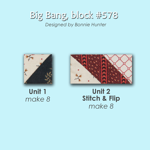 578 2 100 Blocks Sampler Sew Along   Block 33