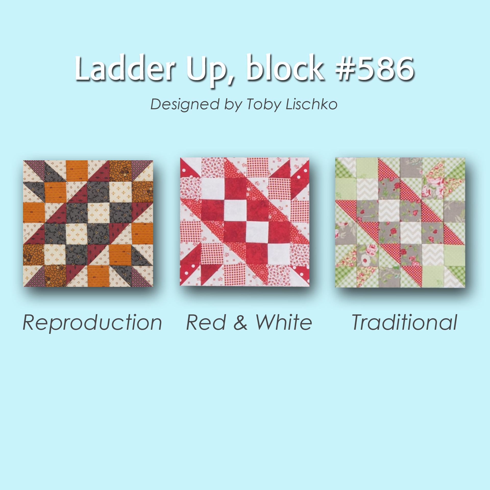 586 4 100 Blocks Sampler Sew Along   Block 5