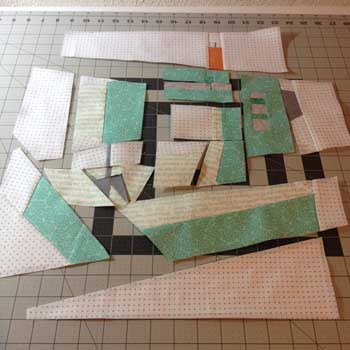 6 individual foundations pieced1 The Paper Pieced Home Blog Hop