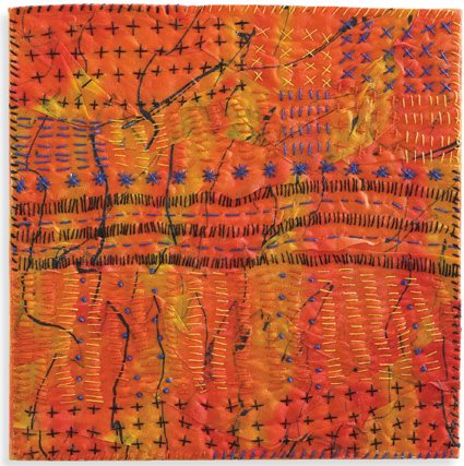 Creative Embroidery Using The Seed Stitch Quilting Daily The