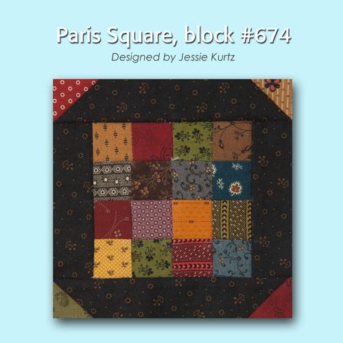 674 1 100 Blocks Sampler Sew Along   Block 48 + Giveaway!