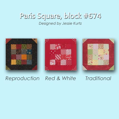 674 4 100 Blocks Sampler Sew Along   Block 48 + Giveaway!