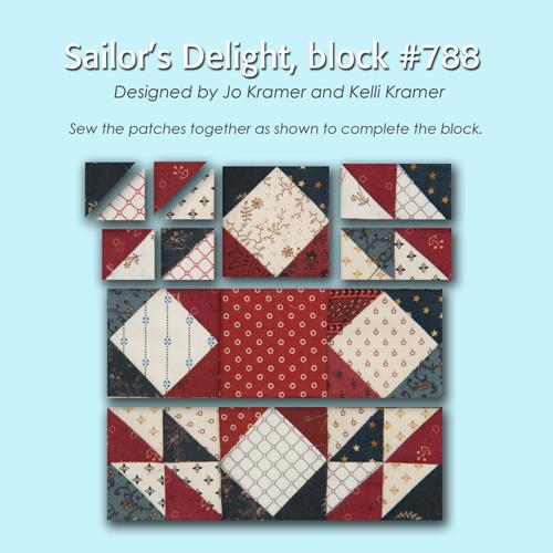 788 3 100 Blocks Sampler Sew Along   Block #25