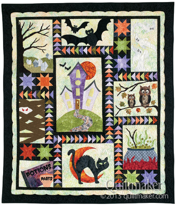 801 Maple Quilt 10 Favorite Quilts for Fall and Halloween