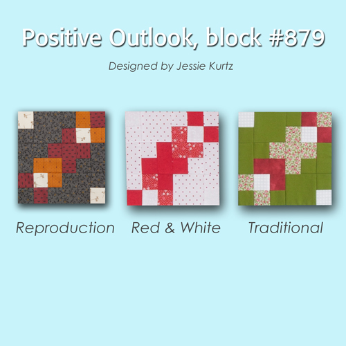 879 3 100 Blocks Sampler Sew Along   Block 40