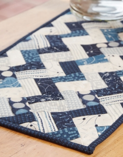 A Little Zig Zag Quilt Pattern