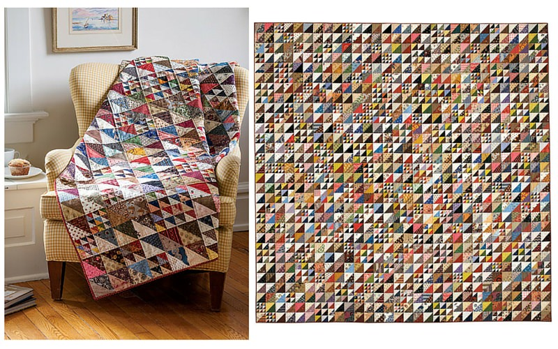 Tip Tuesday Fabric Scraps And Your Scrap Quilt Patterns