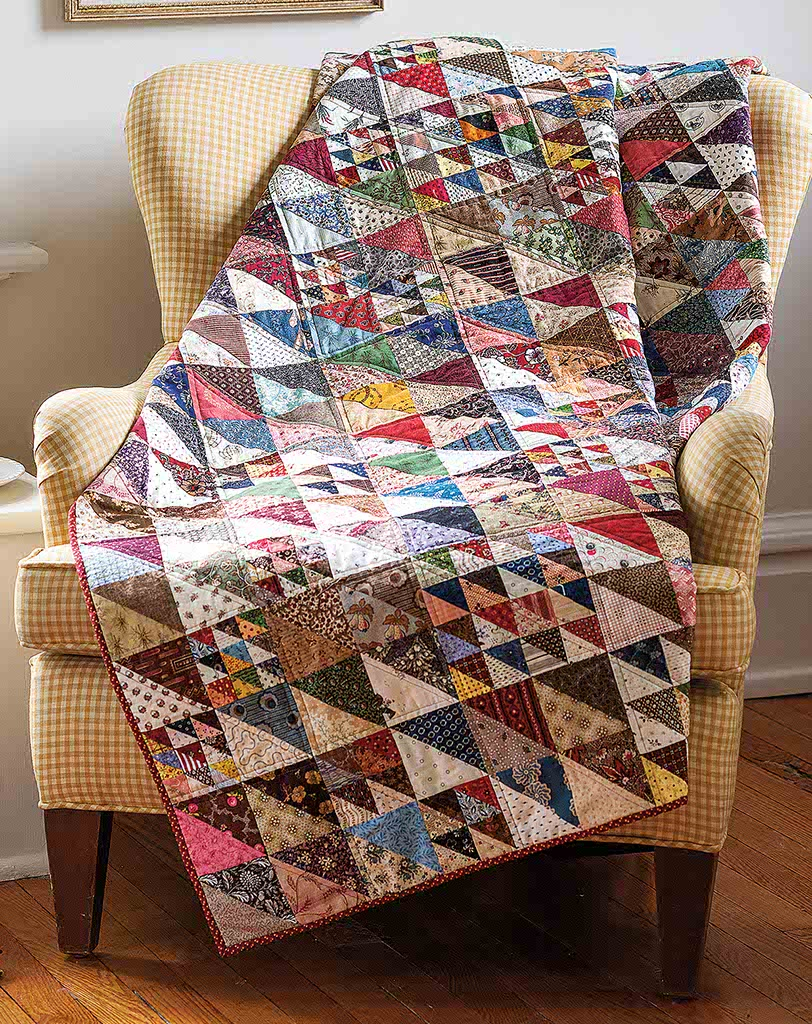 All Together Now Quilt - Fons & Porter - The Quilting Company : quilting fons and porter - Adamdwight.com