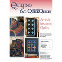 Free Amish-inspired quilting projects