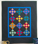 Amish Nine-Patch FREE Amish Quilt Pattern
