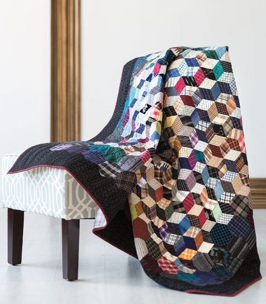 Angle of Repose Quilt