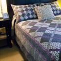 Argyle King Size Quilt Pattern