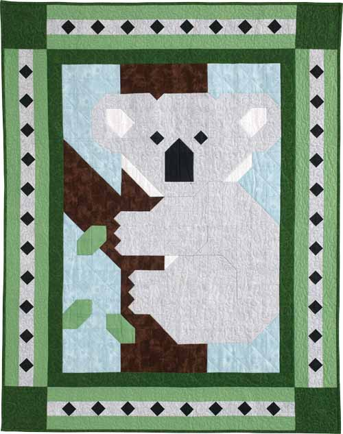 AussiePatch Quiltmakers Patch Pals Collection