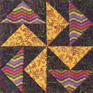 Block Builders Workshop: FREE Quilting Video Lesson/No-Waste ... : flying geese quilt tutorial - Adamdwight.com