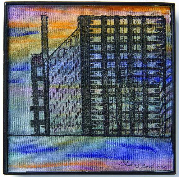 """""""City #27"""" by Christi Beckmann"""