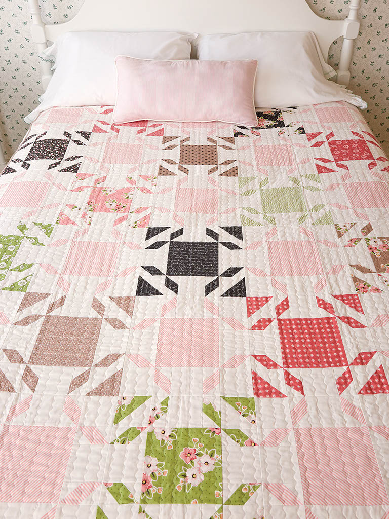 Bedazzled Quilt Fons Amp Porter The Quilting Company
