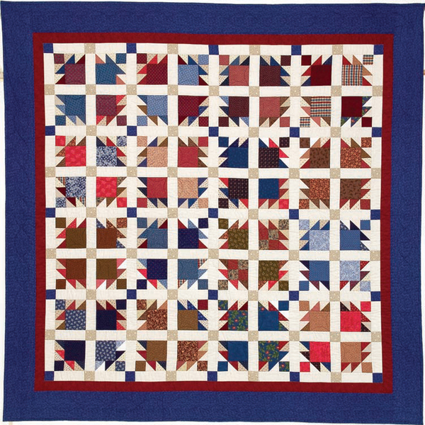 Friday Free Quilt Patterns Birds Of A Feather Mccalls Quilting