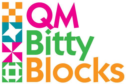 Bitty Blocks Quilt Art Designs