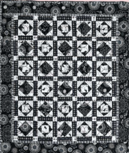 Califon Quilt Pattern